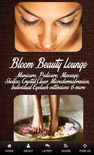 Bloom Beauty Lounge Day Spa