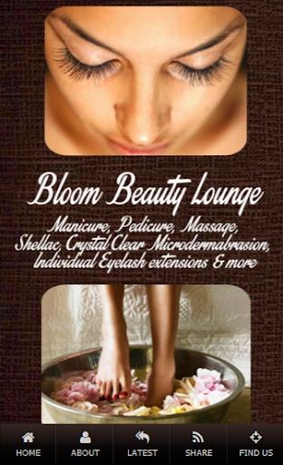 Bloom Beauty Lounge Day Spa