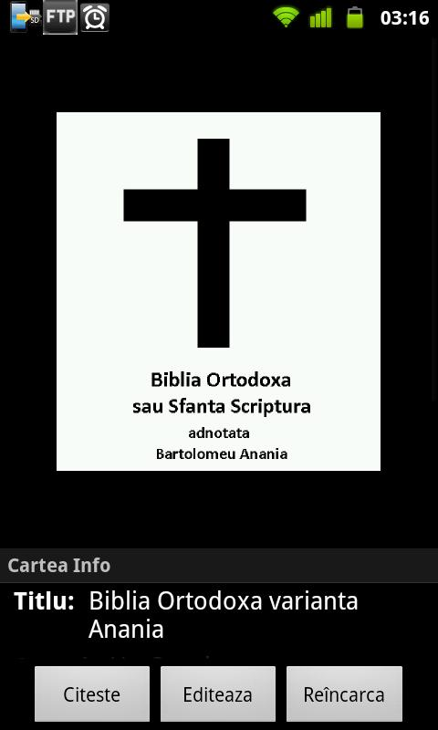 Acatiste Biblia Rugaciuni- screenshot
