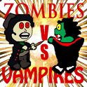 Zombies vs Vampires FREE icon