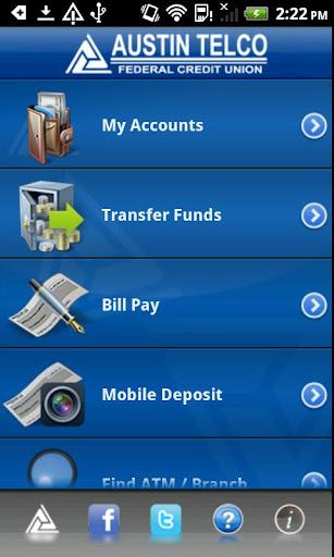 Austin Telco FCU Mobile App