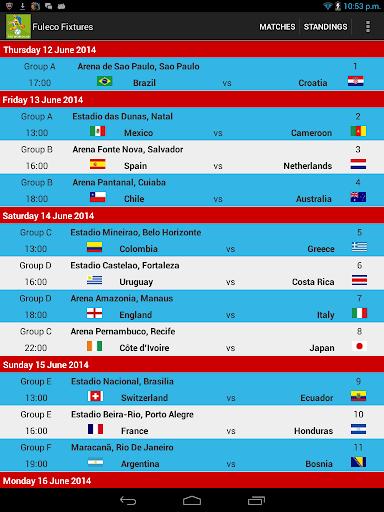 Fuleco Fixtures