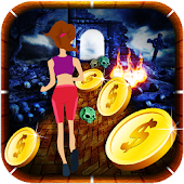 Download Mystery Girl Run APK on PC