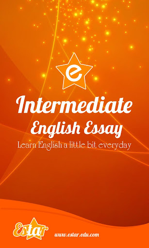 Intermediate English Essay