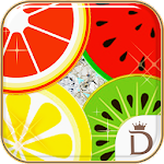 Kawaii Widget『colorful fruits』