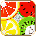 Kawaii Widget『colorful fruits』 icon