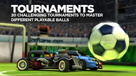 SoccerRally World Championship Screenshot 15