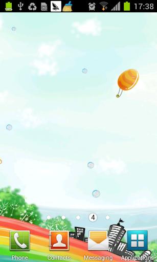 kawaii balloons uping lwp