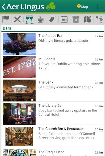 Aer Lingus Dublin Guide