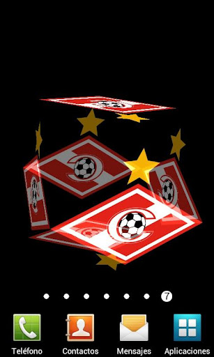 3D Spartak Moscow Wallpaper