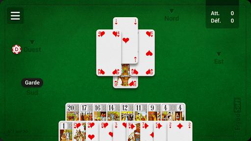 Tarot (à 3, 4 ou 5)  captures d'écran 1