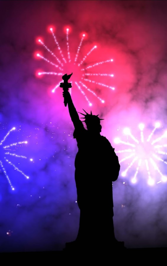 3d fireworks wallpaper free android apps on google play - Fourth of july live wallpaper ...