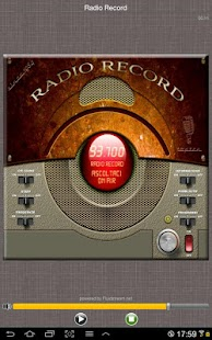 Radio Record - screenshot thumbnail