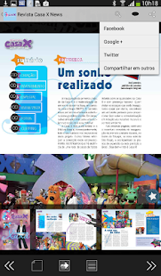 Revista Casa X- screenshot thumbnail