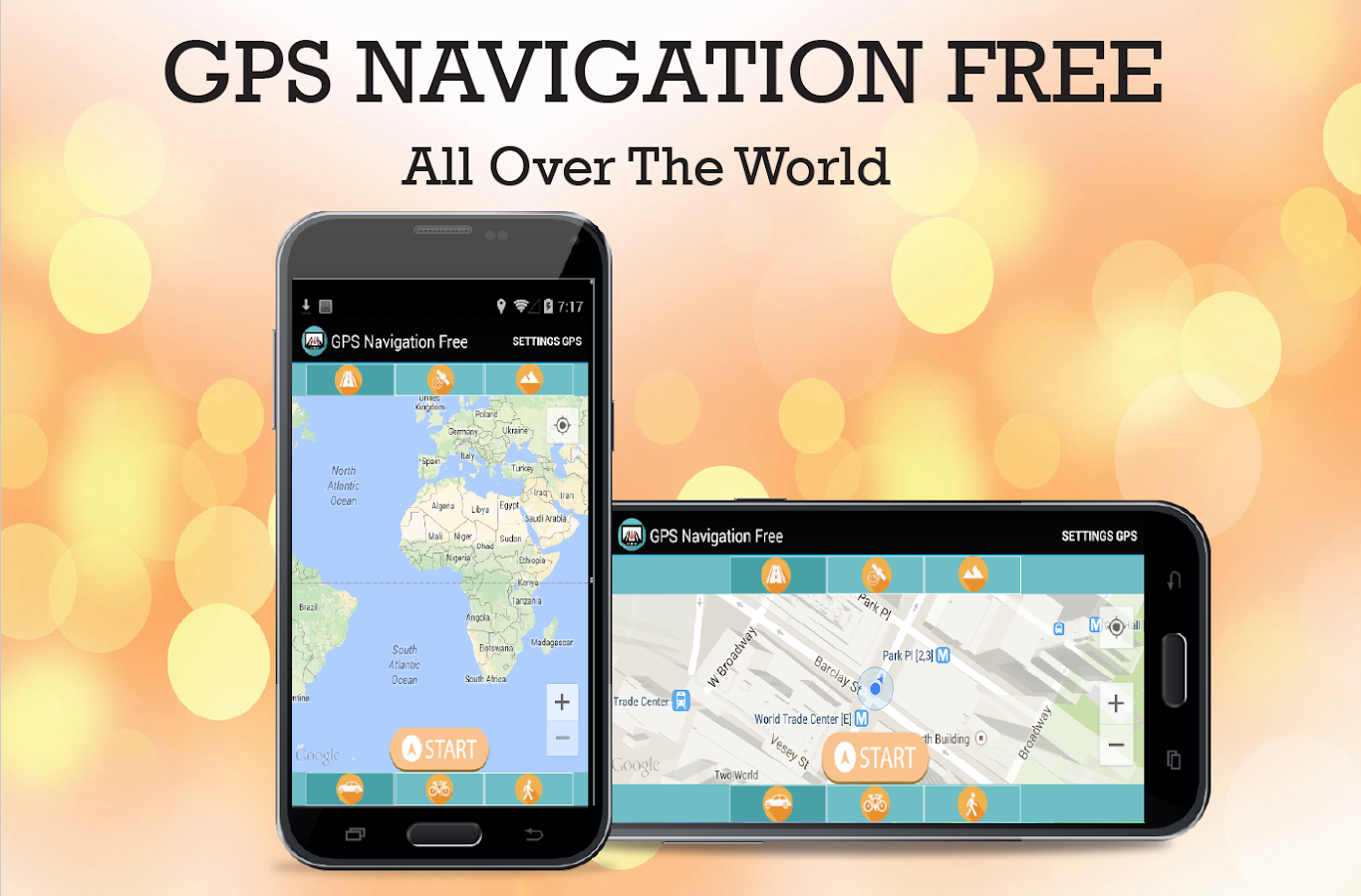 gps navigation free android apps on google play. Black Bedroom Furniture Sets. Home Design Ideas