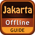 Jakarta  Offline Travel Guide icon