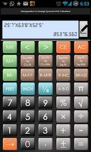 Edifice Calc screenshot 0