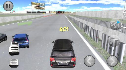 SUV Racing 3D Car Simulator 2