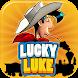 Lucky Luke: Transcontinental