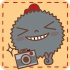 마린블루스 동물원 카카오톡 테마 icon