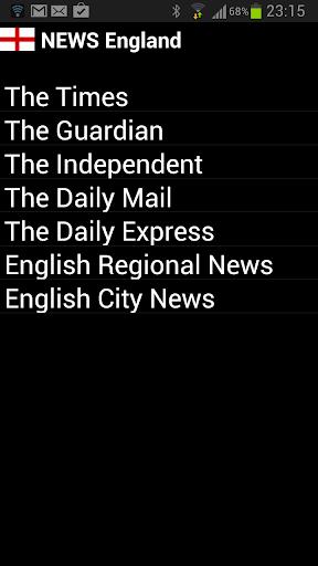 News England