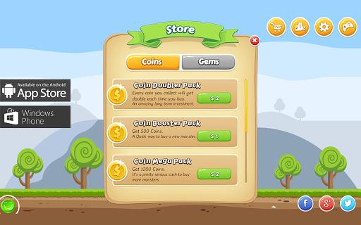 【免費街機App】Flap Flap Monster-APP點子