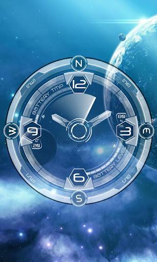 Nexus Space HD Live Wallpaper