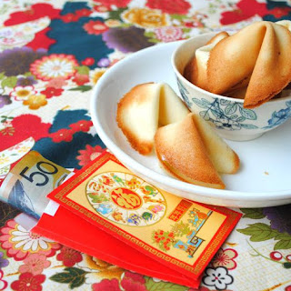 Fortune Cookies – Happy Chinese New Year!!