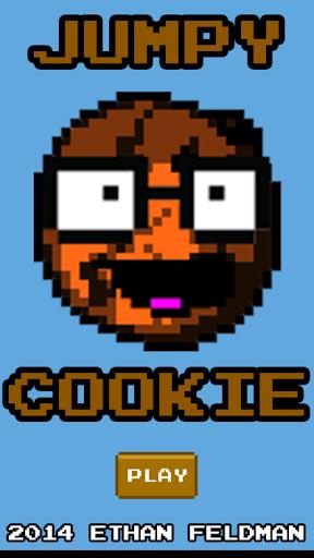 Jumpy Cookie