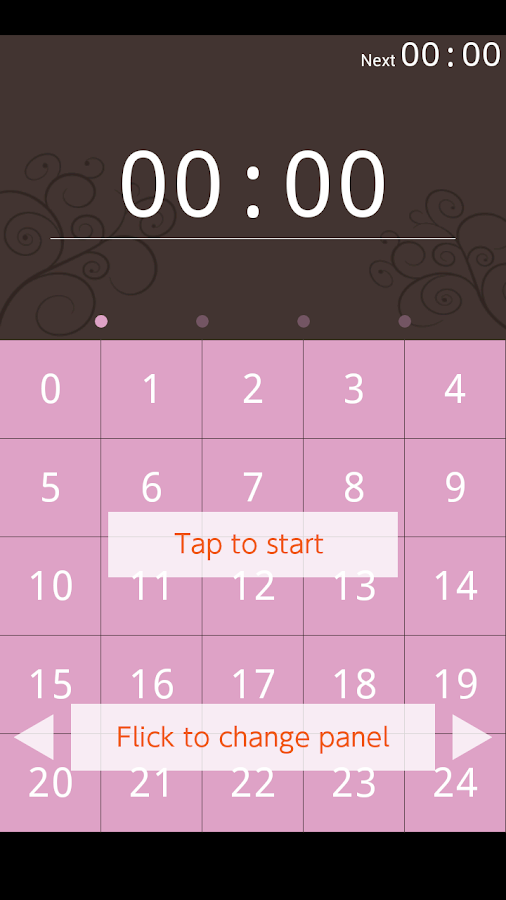 Elegant Kitchen Timer - screenshot