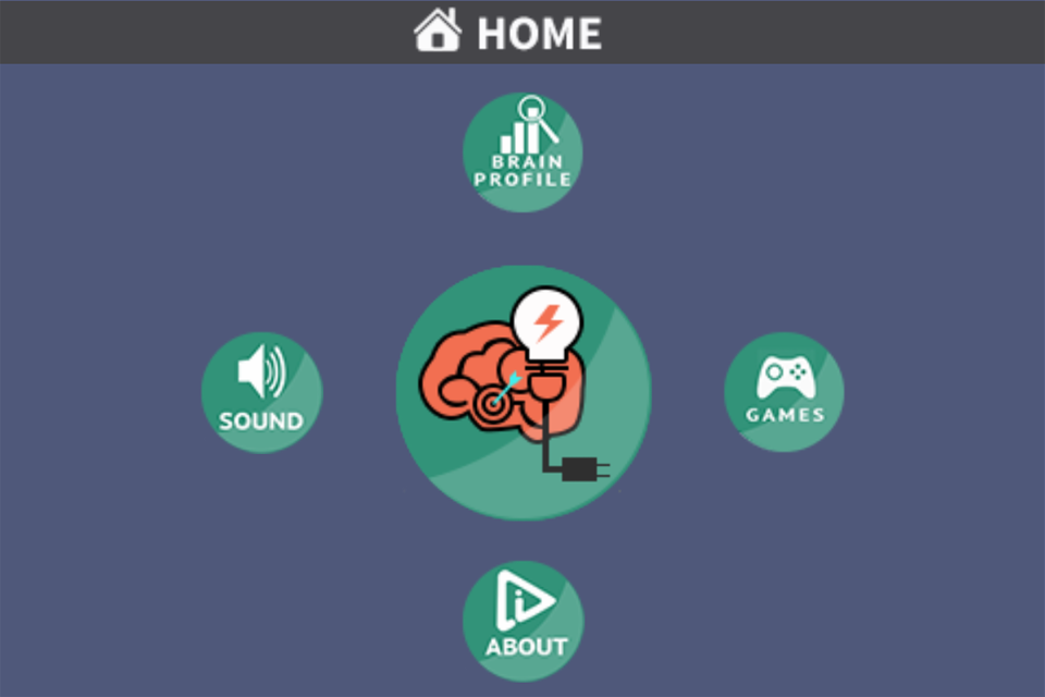 Neuron Gym: Brain Trainer Beta – Screenshot