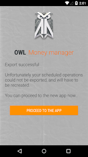 Owl Exporter - screenshot thumbnail