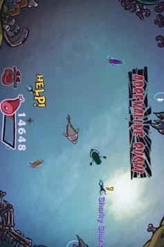 Shark or Die FREE apk screenshot