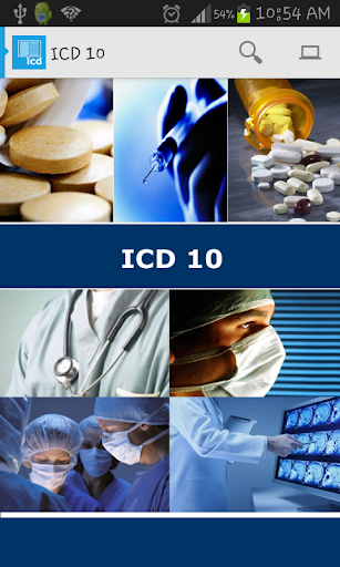 ICD 10 Search OFFLINE