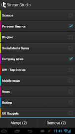 Taptu - DJ your News Screenshot 5