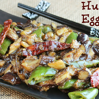 how to make chinese eggplant stir fry