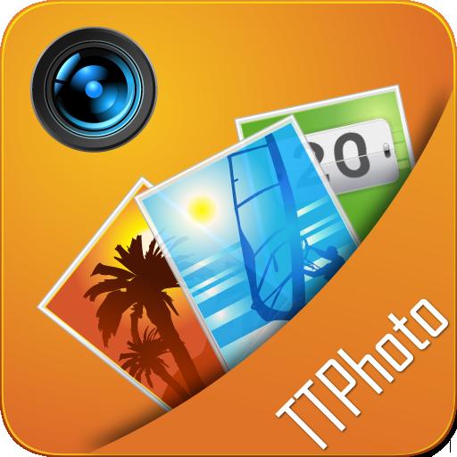 天天相册 - 最好用的图库(基于exif的相册整理) 工具 App LOGO-硬是要APP