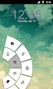 Pie Pro - MagicLockerTheme- screenshot thumbnail