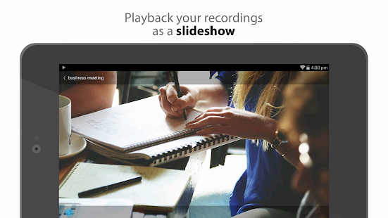 Skyro Voice Recorder - screenshot thumbnail