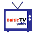BalticTVGuide - TV Guide for Baltic states icon