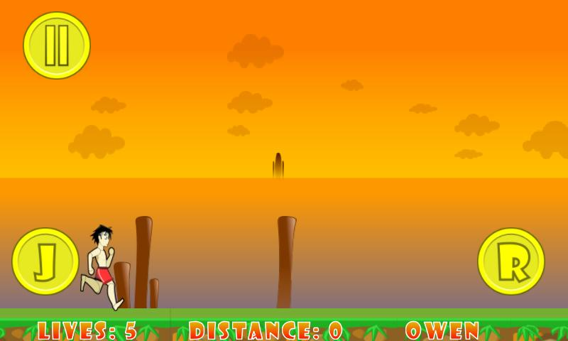 Beach Runner- screenshot