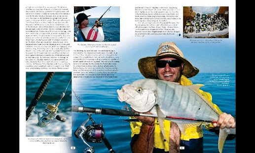 Western Angler Magazine - screenshot thumbnail