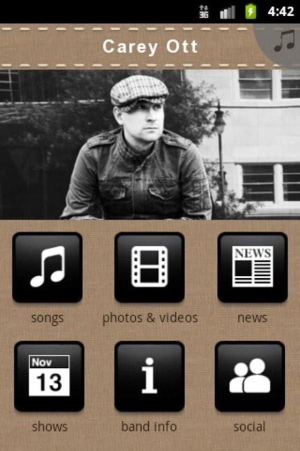 Carey Ott - screenshot