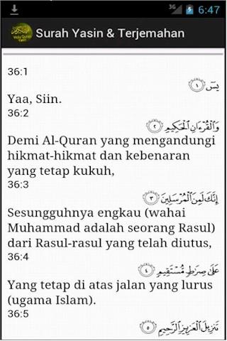 Download Buku Yasin Dan Terjemahan Pdf