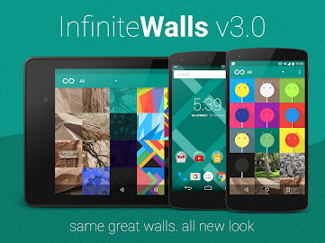 Infinite Walls Screenshot 1