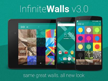 Infinite Walls Screenshot 1
