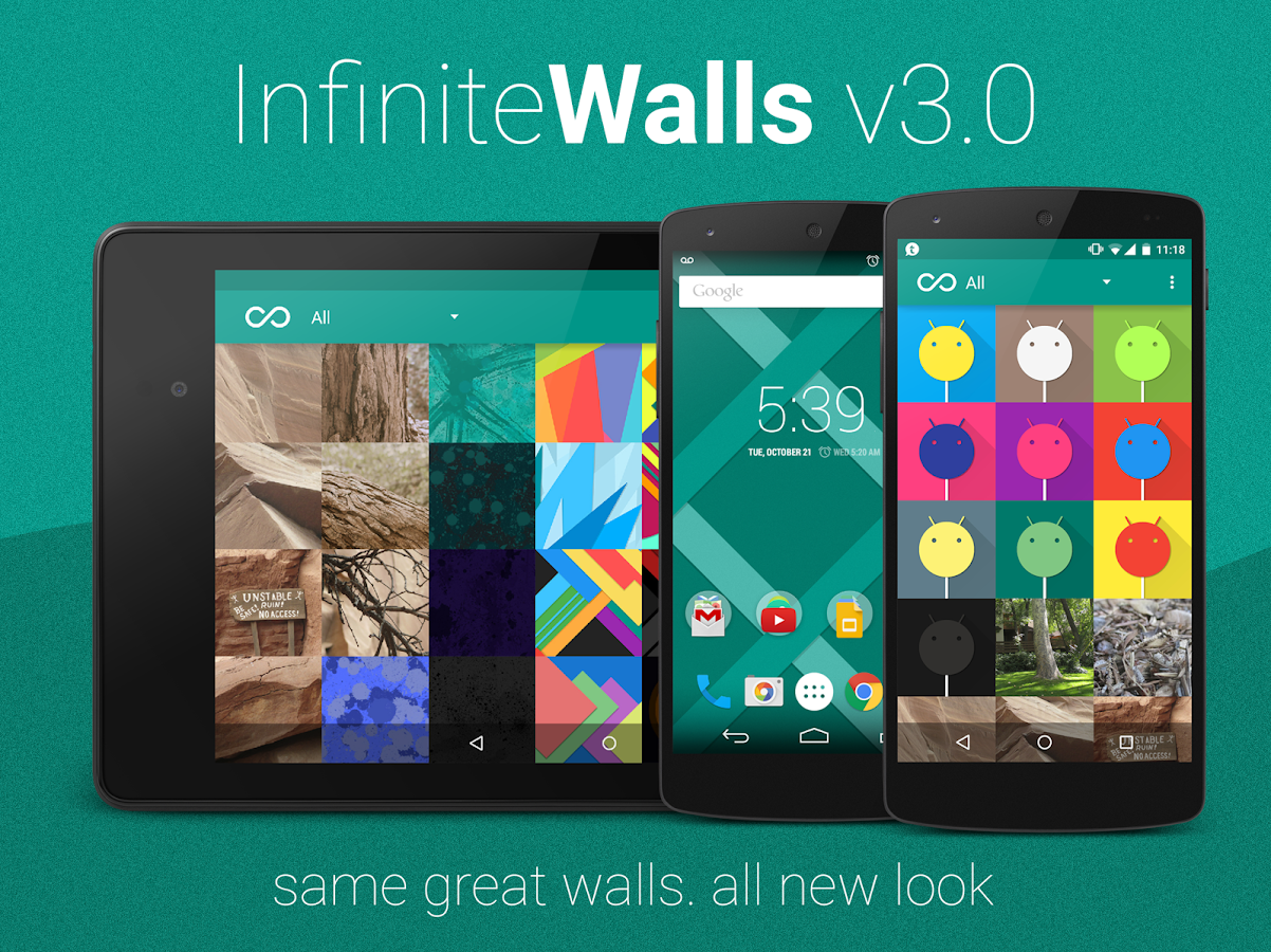 Infinite Walls - screenshot