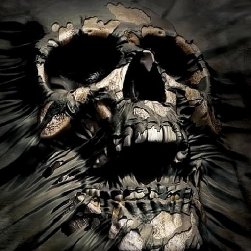 demon skull wallpaper - photo #9