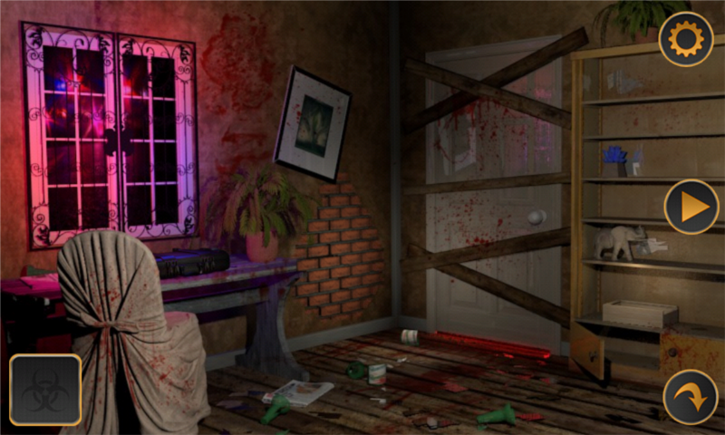 Zombie Invasion : Escape- screenshot