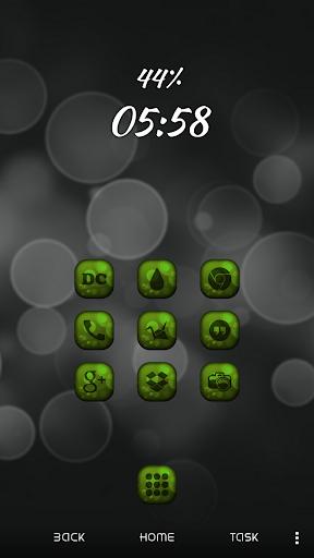AP Bokeh Green